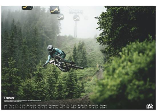 mountainbike kalender 2021